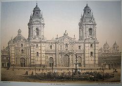 Arquitectura Virreinal Peruana Wikipedia La Enciclopedia Libre
