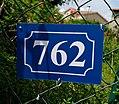 Limonest - Chemin de la Bruyère - numéro de rue 762.jpg