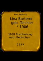Lina Barterer