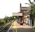 Lingwood Railway Station - geograph.org.uk - 1497738.jpg
