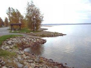 Liperi - Lake Kuorinka