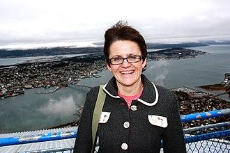 Lisbeth Berg-Hansen - Berg-Hansen in Tromsø