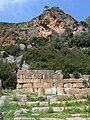 Lisos - Asklepios-Tempel Mauer.jpg