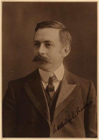 Third Deakin Ministry - Image: Littleton Groom 1900s