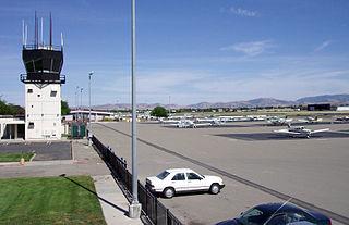 Livermore Municipal Airport Airport in Livermore, California