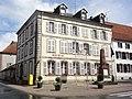 Lixheim (Moselle) mairie.jpg