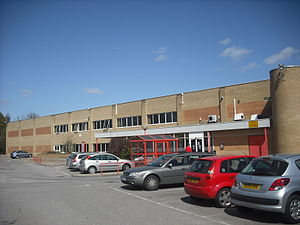 Llanishen - Llanishen Leisure Centre