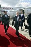 Llegada de Vladimir Putin, presidente de Rusia (46115350801).jpg