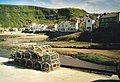 Lobster pots at Staithes. - geograph.org.uk - 525601.jpg