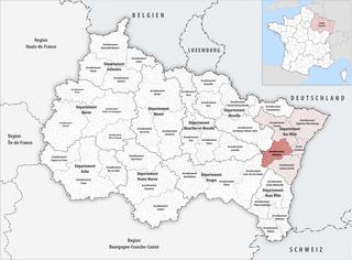 Arrondissement of Molsheim Arrondissement in Grand Est, France