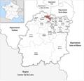 Locator map of Kanton Massy 2019.png
