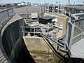 Lock mechanism, Cardiff Bay barrage - geograph.org.uk - 1376991.jpg