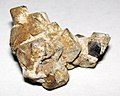 Lodestone (Magnet Cove Complex, mid-Cretaceous, 96-102 Ma; Perovskite Hill, Magnet Cove, Arkansas, USA) 2.jpg