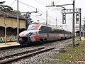 Lodi - stazione ferroviaria - ETR.700 - 02.jpg