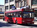 London United DPS663 on Route 440, Turnham Green Church (14379966350).jpg