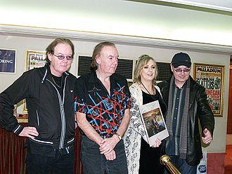 Clannad - The four-piece Clannad as a quartet in London, March 2008.
