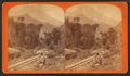 Lone Peak, American Fork Canyon. (Showing an artist at work.), by Savage, C. R. (Charles Roscoe), 1832-1909.png