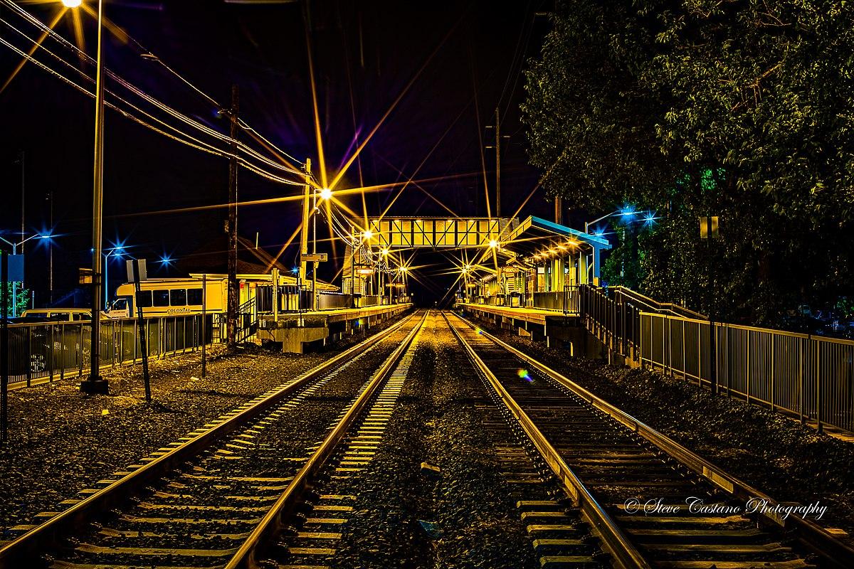 Long Island Railroad Massapequa