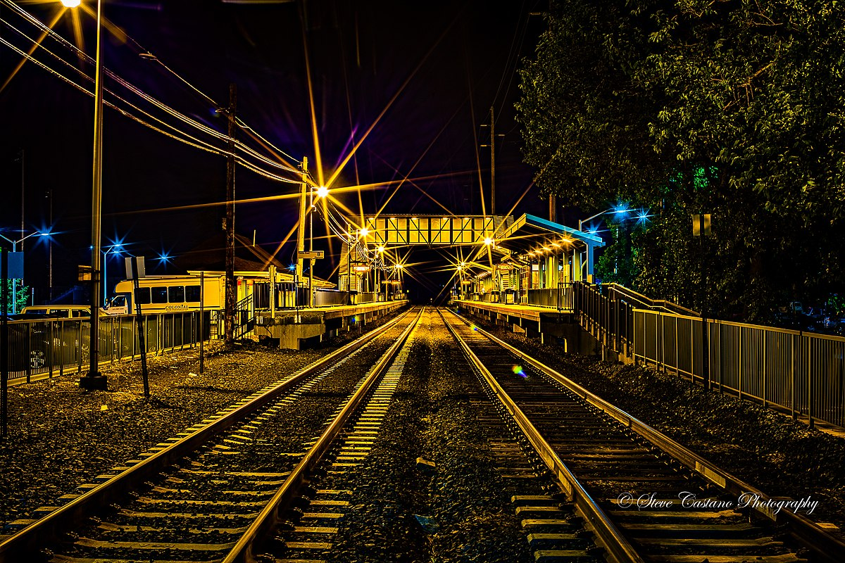 Sayville Long Island Railroad