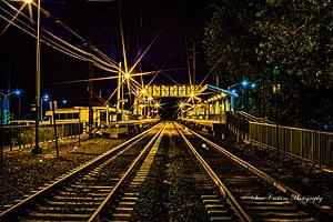 Sayville (LIRR station) - Image: Long Island Railroad Station Sayville July 2nd, 2017