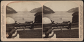 Looking toward Newburgh from Battle Monument, Military Academy, West Point, U. S. A., by Underwood & Underwood.png