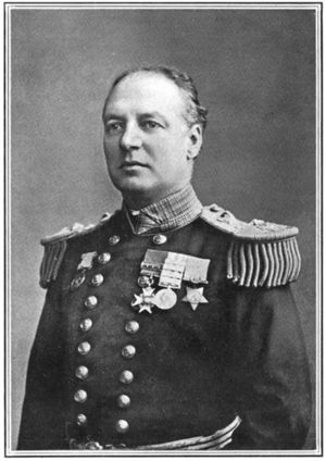 Lord Charles Beresford - Beresford in dress uniform, late 1880s.
