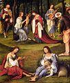 Lorenzo Costa - Court of Isabella d'Este (detail) - WGA5419.jpg