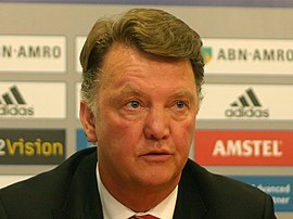 Louis van Gaal (� Paul Blank)