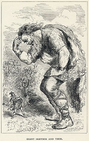 Louis Huard - Giant Skrymir and Thor.jpg