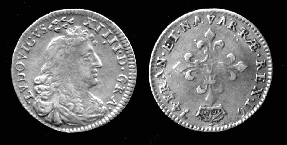 Louis XIV Coin