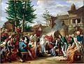 Louis XVIII couronne la rosière de Mittau by Tardieu.jpg