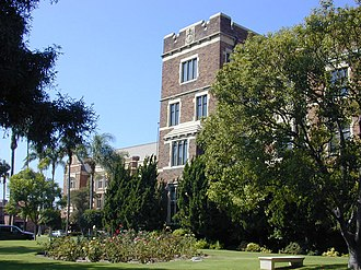 Pico-Union, Los Angeles - Loyola High School