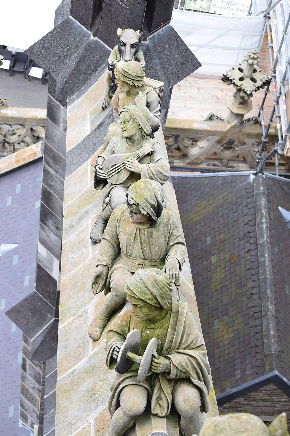Luchtboogbeelden Sint Jan Den Bosch 6