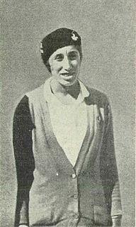 Lucia Valerio Italian tennis player