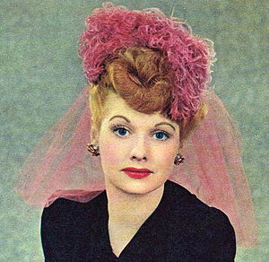 Lucille Ball - Ball in 1944