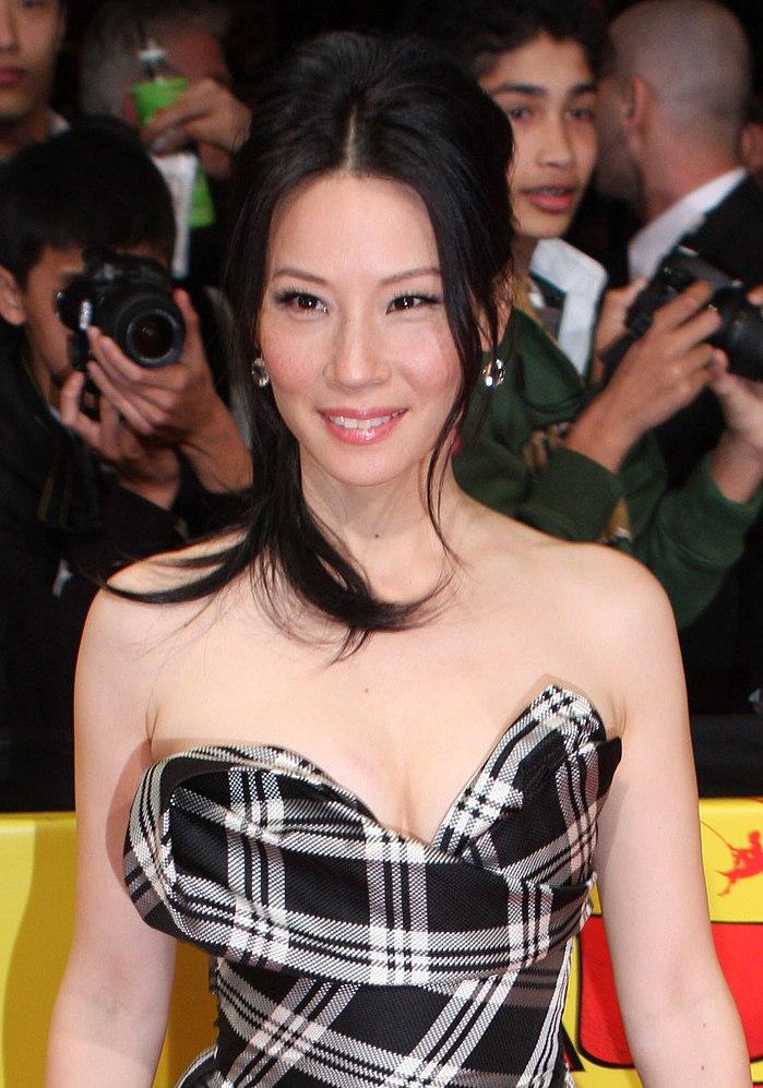 Lucy Liu, 2011 (cropped)