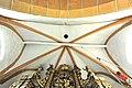 Ludmannsdorf Pfarrkirche Presbyterium Kreuzrippengewoelbe 20110616 901.jpg