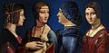 Ludovico Sforza with his women (collage) by shakko.jpg