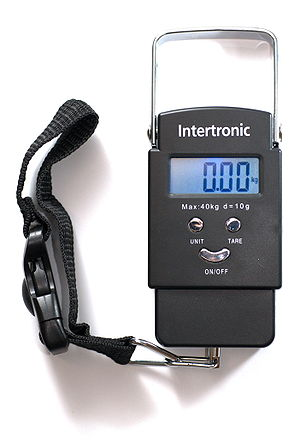 Luggage scale - Baggage weighing scale