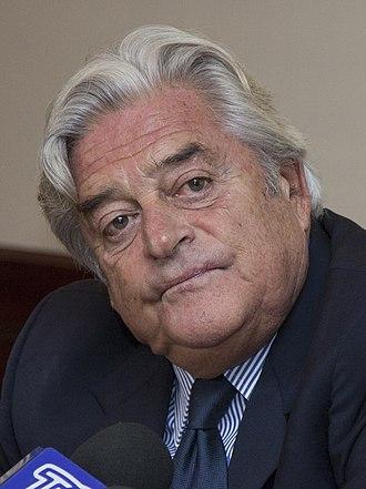 Luis Alberto Lacalle - Luis Alberto Lacalle in 2014.