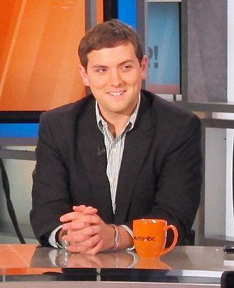 Luke Russert - Russert in 2012