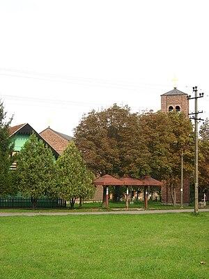 Lukićevo - The new Orthodox church.