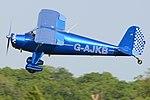 Luscombe 8E Silvaire Deluxe 'G-AJKB' (33236827014).jpg