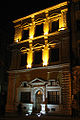 Lviv - Bandinelli palace at night - 01.jpg