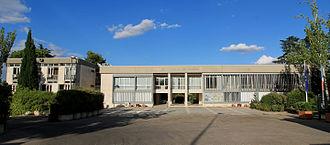 Lycée Français de Madrid - Lycée Français de Madrid Conde de Orgaz campus