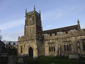 Lydiard Tregoze - Image: Lydiard Tregoze Church geograph.org.uk 285029