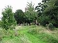 Lyminge church and graveyard - geograph.org.uk - 960689.jpg