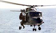 Lynx 335 HMS Cardiff March 1982