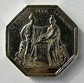 Médaille ARGENT Banque de France An VIII (1799-1800) (1).JPG