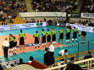 M. Roma Volley association football club